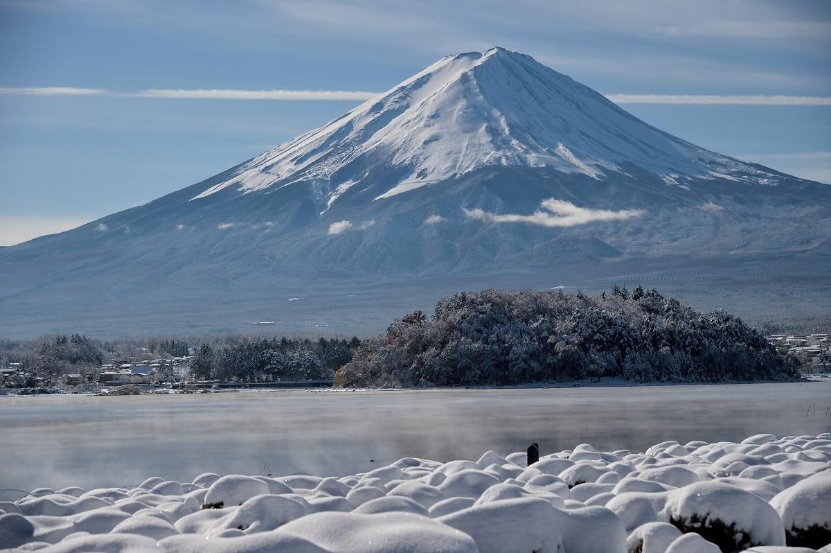 雪 の 富士山 へ go 雪の富士山へgo配信者の方ってどうやって山頂まで登って来たの...